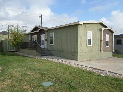 Mobile Home at 7460 Kitty Hawk Rd. Site 448 Converse, TX 78109