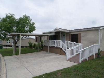 Mobile Home at 7460 Kitty Hawk Rd Site 035 Converse, TX 78109