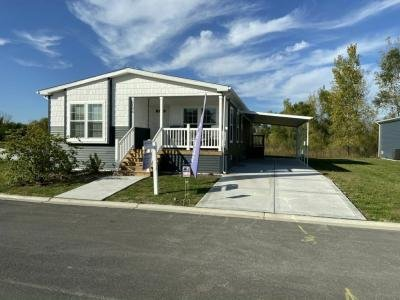 Mobile Home at 5136 Sawgrass Dr Monee, IL 60449