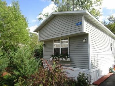 Mobile Home at 32200 45th Street #98 Burlington, WI 53105