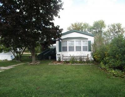 Mobile Home at 32200 45th Street #326 Burlington, WI 53105