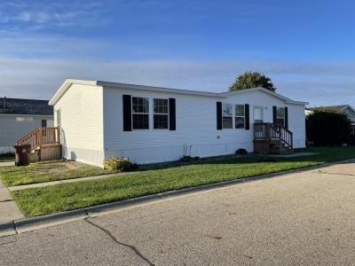 Mobile Home at 7204 E Grand River Lot 129 Portland, MI 48875