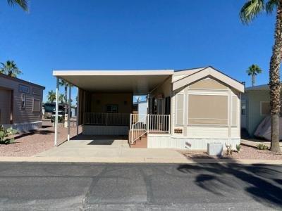 Mobile Home at 1110 North Henness Rd. #1573 Casa Grande, AZ 85122