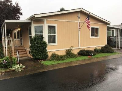 Mobile Home at 18485 SW Pacific Drive, Sp. #116 Tualatin, OR 97062