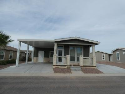 Mobile Home at 1110 North Henness Rd. #1988 Casa Grande, AZ 85122