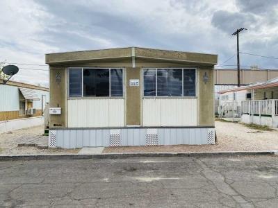 Mobile Home at 1481  Palm St. Las Vegas, NV 89104
