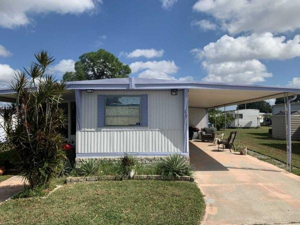 AGE 40+ PARK Mobile Home For Sale