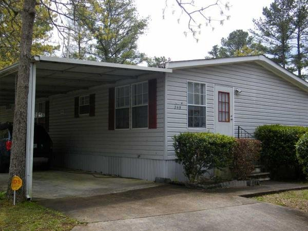 Mobile Home at 245 Fairlane , Rossville, GA