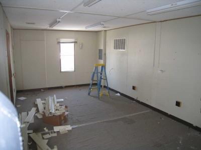 End Office before split