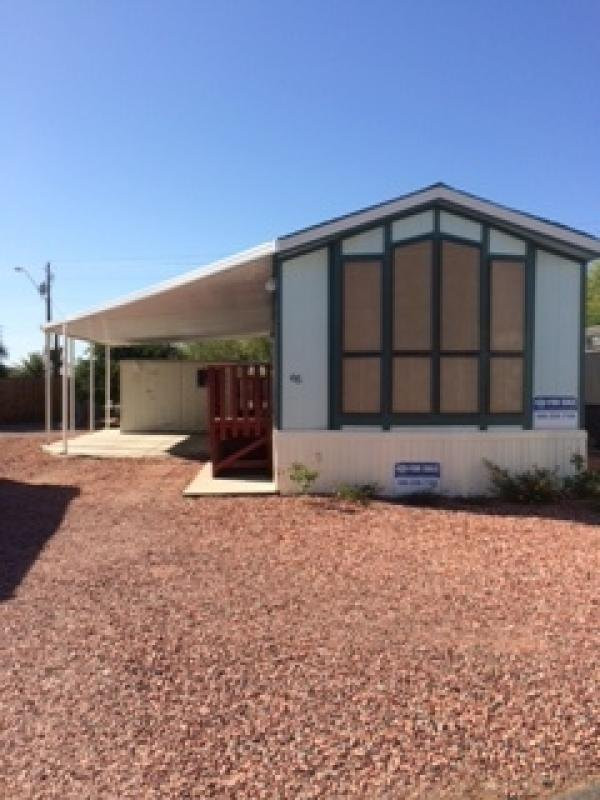 1984 Golden West Mobile Home
