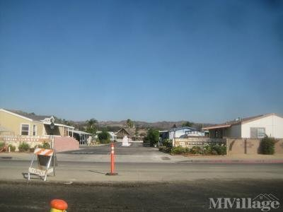 Mobile Home Park in Pomona CA