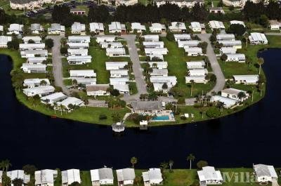 Aerial View of Poinciana Phase
