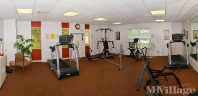 Fitness Center @ Woodland