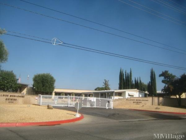 Photo of Hillside Mobile Home Estates, Sun City, CA