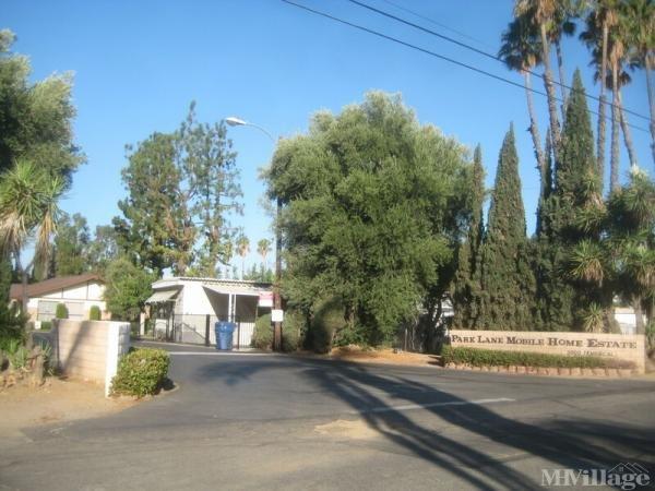 Photo of Park Lane Mobile Home Estates, Corona, CA