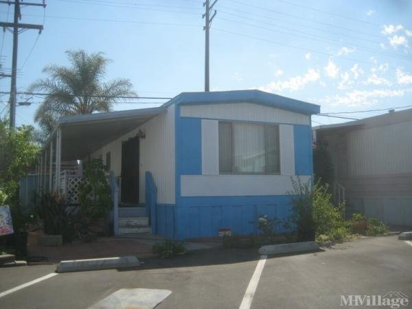 Photo of Orange Grove Trailer Park, Downey, CA