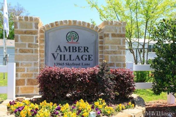 Amber Village Mobile Home Park in Dallas, TX