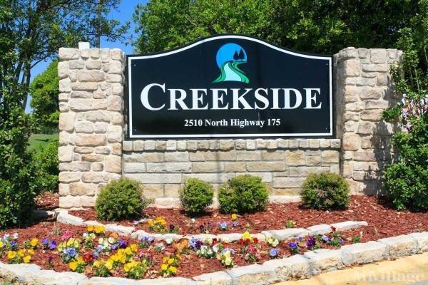 Photo of Creekside Estates, Seagoville, TX