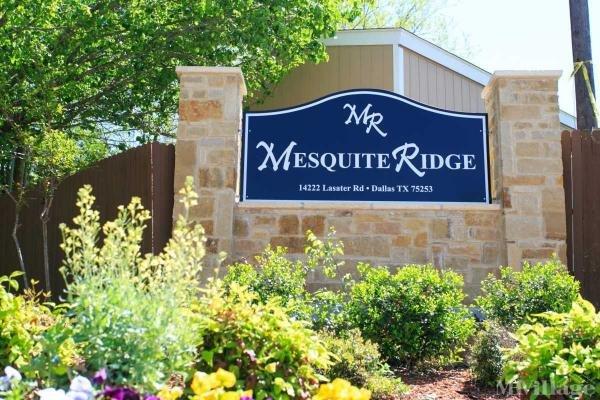 Photo of Mesquite Ridge, Dallas, TX