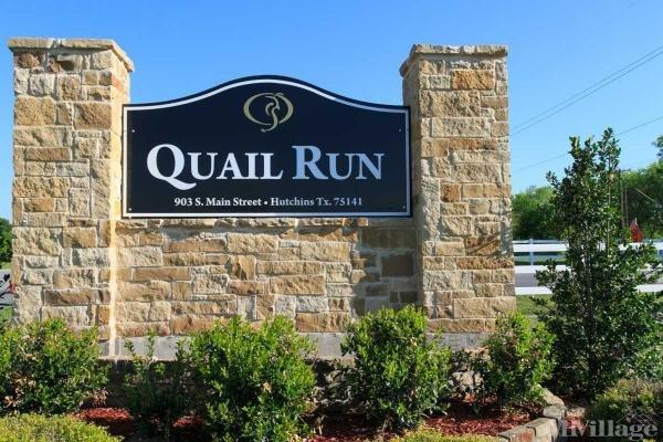 Photo of Quail Run, Hutchins, TX