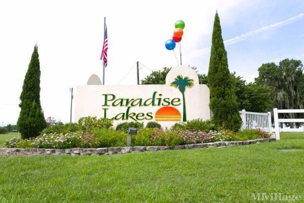 Photo of Paradise Lakes, Mulberry, FL