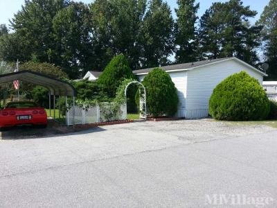 Mobile Home Park in Cayce-West Columbia SC