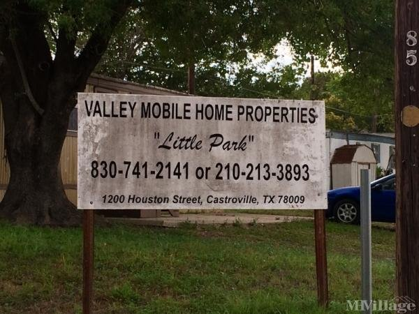 Photo of Valley Mobile Home Properties, Castroville, TX