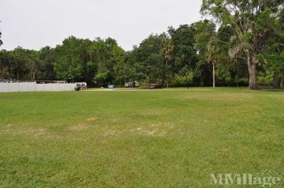 Spacious lots available