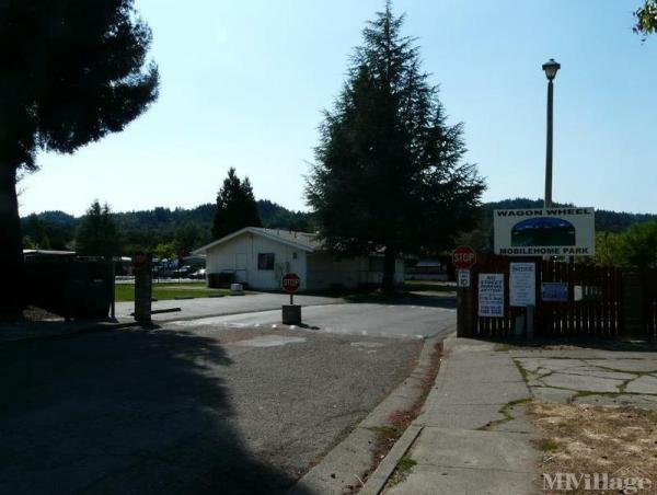 Photo of Wagon Wheel Mobile Home Park, Willits, CA