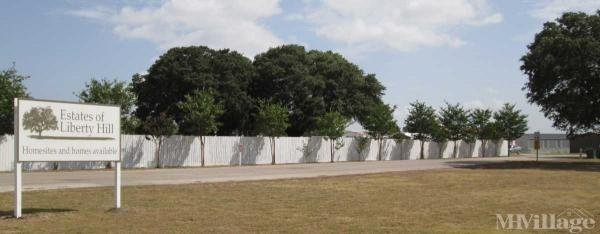 Photo of Estates of Liberty Hill, Liberty Hill, TX