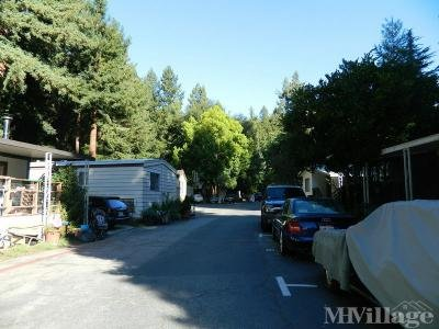 Mobile Home Park in Boulder Creek CA