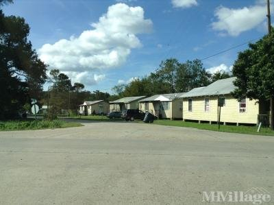 Mobile Home Park in Berwick LA