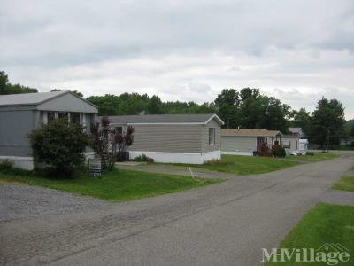 Mobile Home Park in Silver Springs NY
