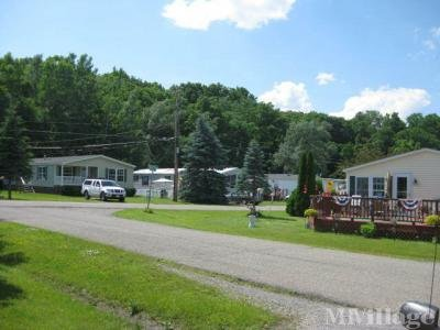Mobile Home Park in Mount Morris NY