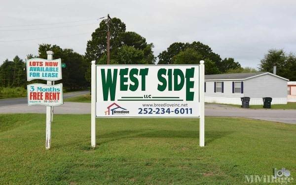 Photo of Westside Mobile Home Park, Zebulon, NC