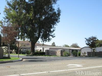 Mobile Home Park in Moorpark CA