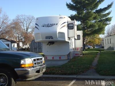 Mobile Home Park in Charlotte MI