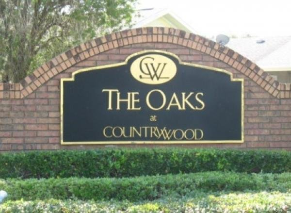 The Oaks at Countrywood Mobile Home Park in Plant City, FL