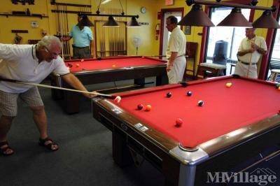 Billiards & Other Activities