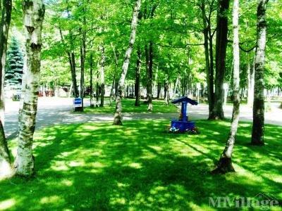 Mobile Home Park in Kawkawlin MI