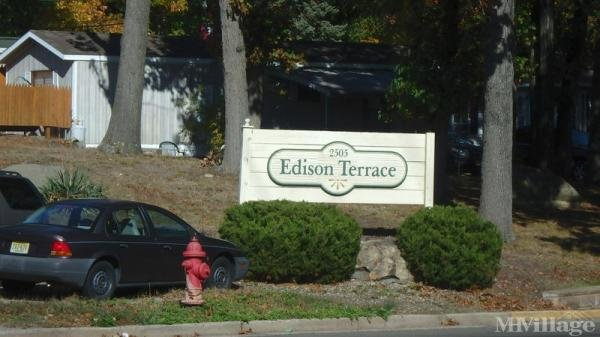 Edison Terrace Mobile Home Park Mobile Home Park in Edison, NJ