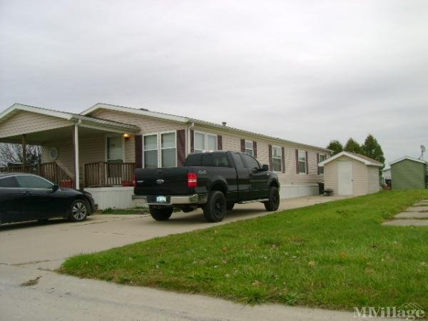 Dundee Meadows Mobile Home Park in Dundee, MI