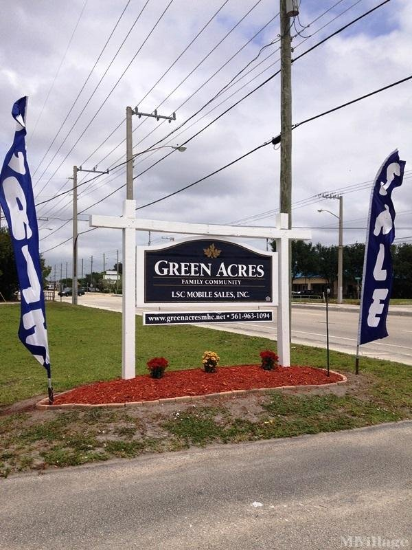 Photo of Green Acres Mobile Estates, Lake Worth, FL