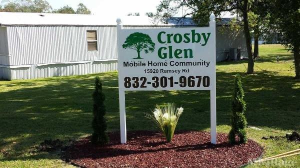 Photo of Crosby Glen Mobile Home Community, Crosby, TX