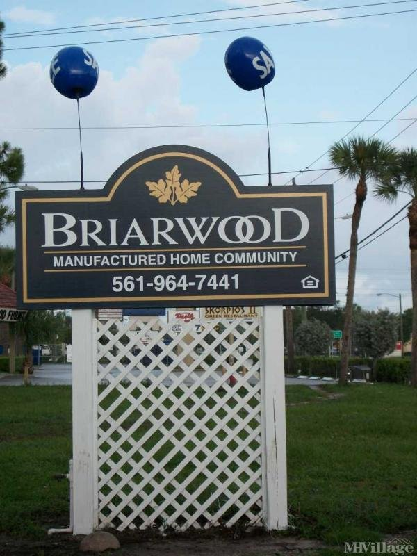 Photo of Briarwood Mobile Home Park, Lake Worth FL