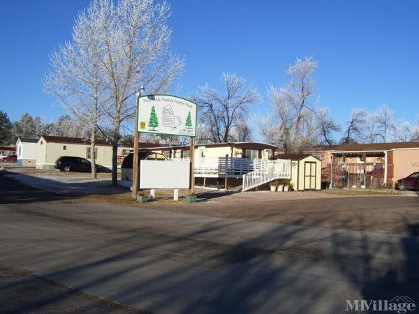 Pine Hills Mobile Home Park Mobile Home Park in Summerset, SD