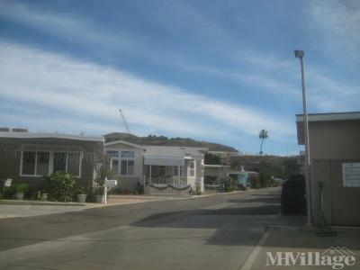 Mobile Home Park in San Juan Capistrano CA