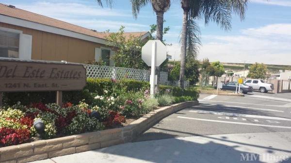 Photo of Del Este Mobile Estates, Anaheim, CA