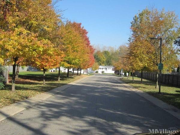Mill Race Shores Manufactured Housing Community Mobile Home Park in Milan, MI