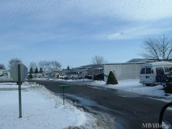 Abbeywood Estates Mobile Home Park in Celina, OH